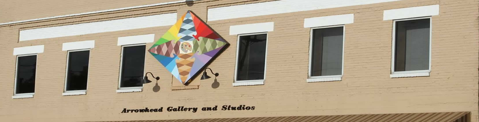 Arrowhead Gallery and Studio in Old Fort, North Carolina!